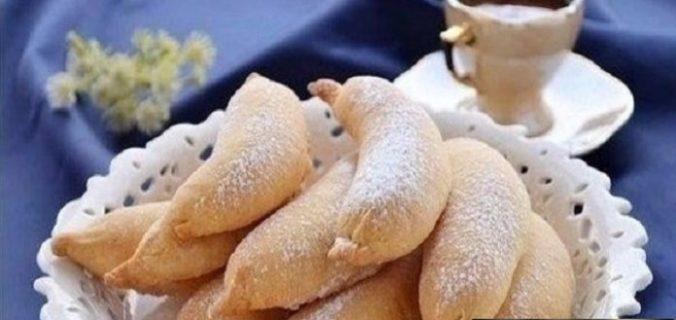Печиво «Банани» з сиром