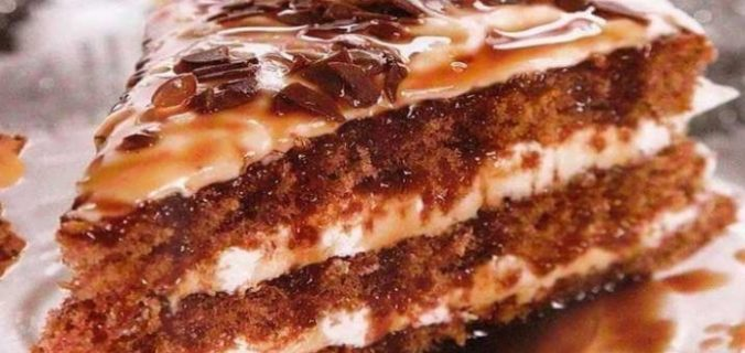 Торт «Білочка»