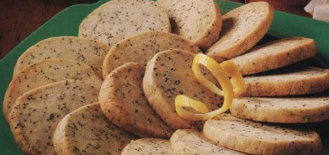 Печиво з маком