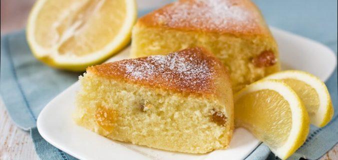 Лимонні кекси