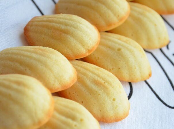 Смачне домашнє печиво «Мадлен» за 15 хвилин