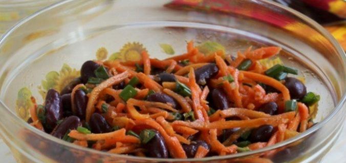 Дуже простий і незвичайний салат «Чеський»