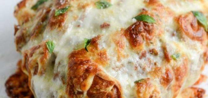 Піца-хліб