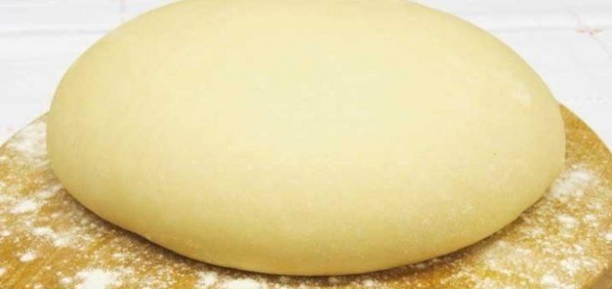 Тісто «Як пух» на кефірі — без яєць