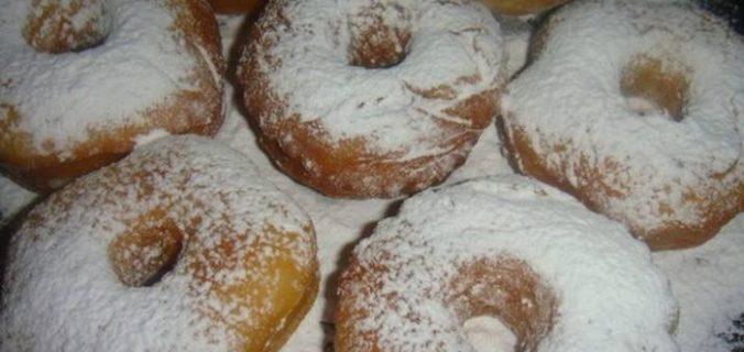 Дріжджові пончики