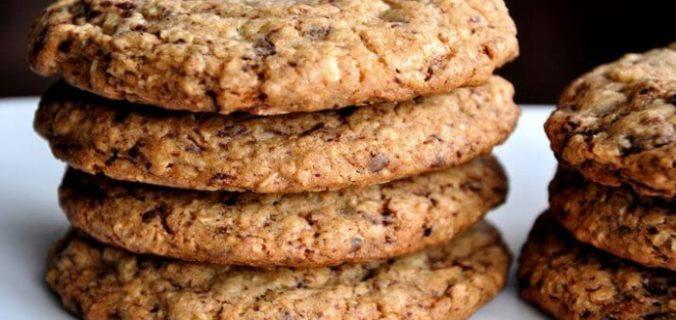 Печиво з вівсяної муки