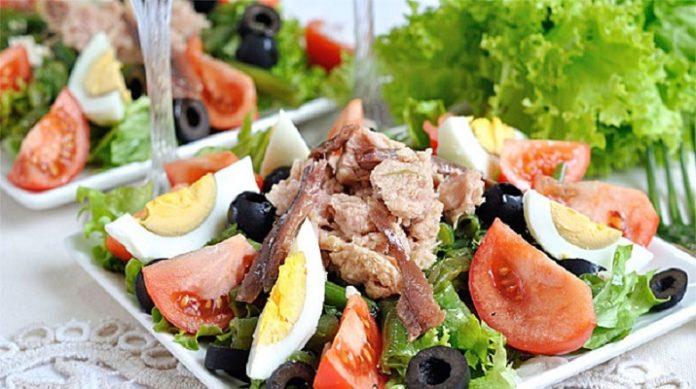 6 цікавих салатів на святковий стіл