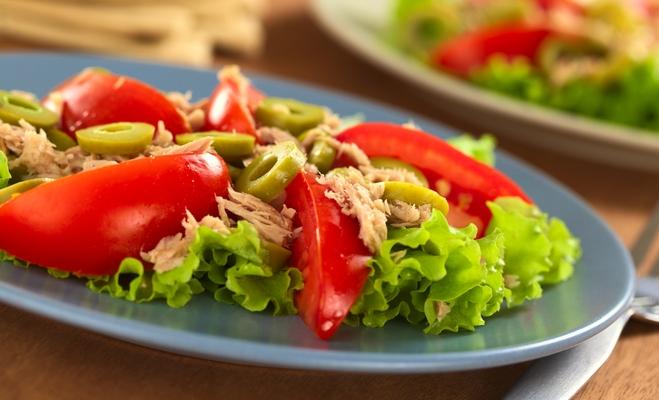 Кращі салати на Трійцю