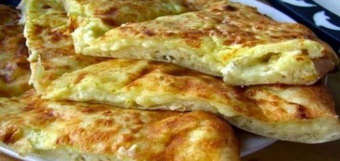 Швидке хачапурі до сніданку