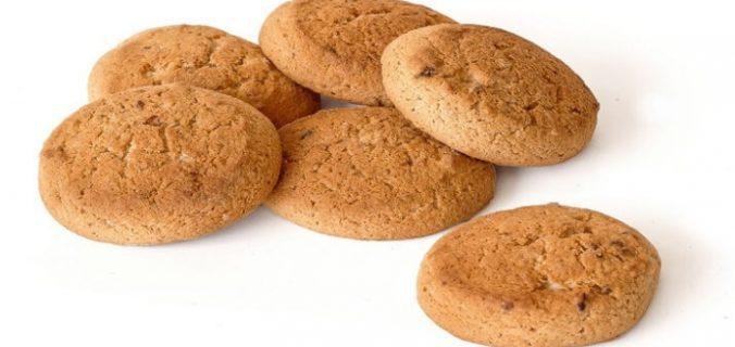 Домашнє вівсяне печиво