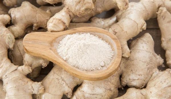 Імбир (сухий мелений: склад, калорійність, користь, рецепти