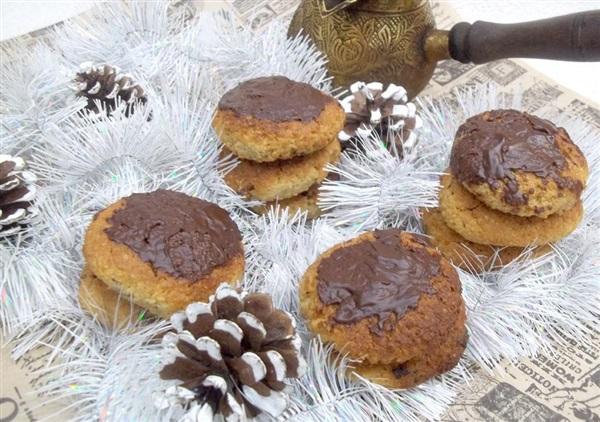 Вівсяне печиво: рецепт на сметані з яйцями