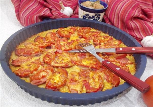 Дієтична піца з кабачків: як приготувати?
