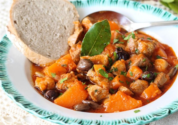 Індичка з гарбузом: рецепти та корисні секрети кухарів