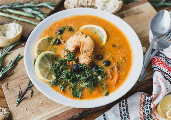 Рибна солянка: класичний рецепт приготування