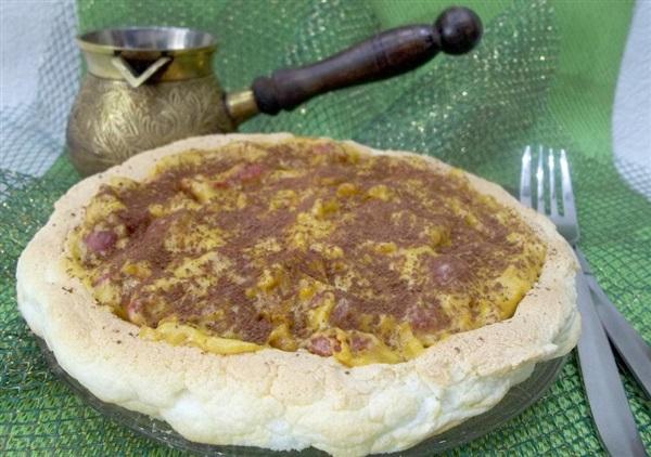 Торт безе без борошна: покрокове приготування