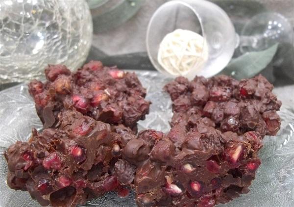 Зерна граната в шоколаді: як приготувати?