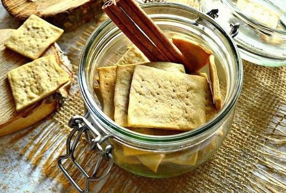 Домашнє галетне печиво: рецепти і секрети досвідчених кухарів