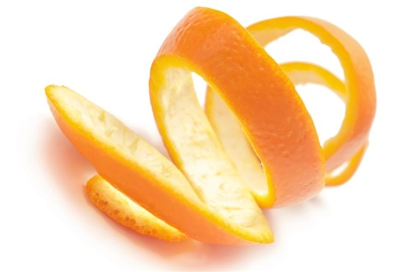 Цедра апельсина: склад, калорійність, користь, рецепти