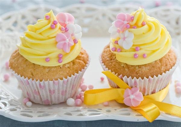 Лимонні мафіни: рецепти приготування