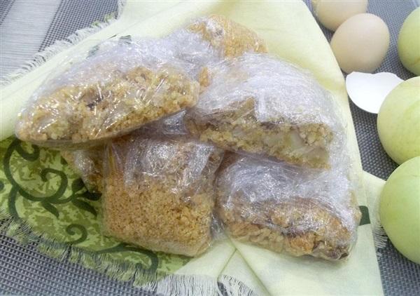 Пісочний пиріг з яблуками: як заморозити і розморозити?