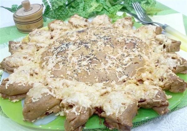 Пиріг соняшник з сиром: рецепт з покроковим фото, відео