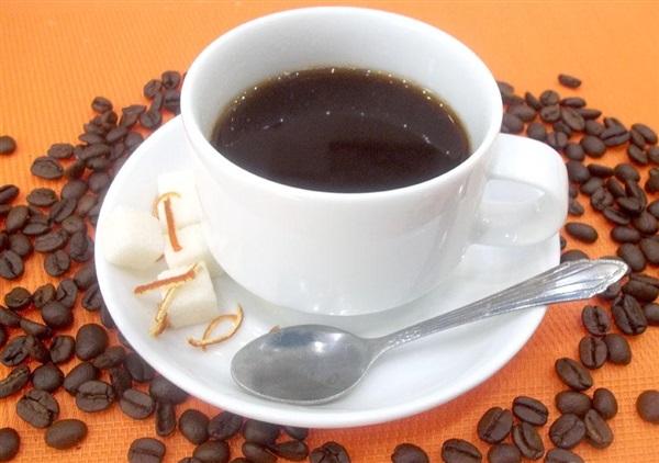 Кава з апельсиновою цедрою: покроковий рецепт з фото
