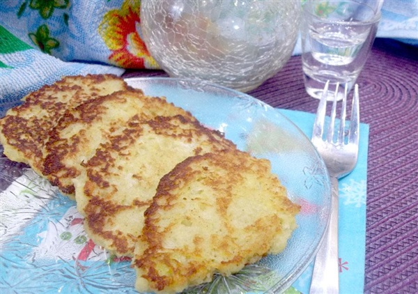 Картопляні деруни — секрети приготування і покроковий рецепт з фото