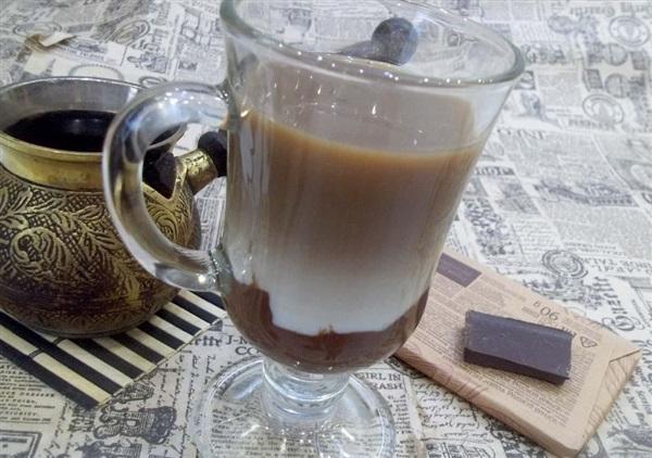 Кава мокачино з молоком і шоколадом: покроковий рецепт з фото і відео