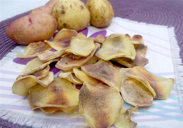 Картопля сушена у духовці — секрети приготування
