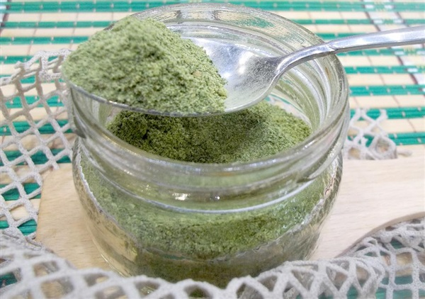 Мелений сушений зелений лук — як приготувати?