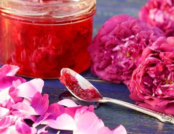 ТОП-6 рецептів варення з пелюсток троянд, приготування, інгредієнти
