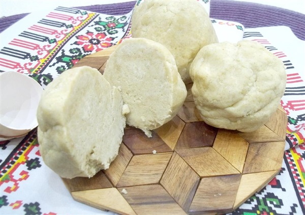 Пісочне тісто для тертого пирога: покрокове приготування