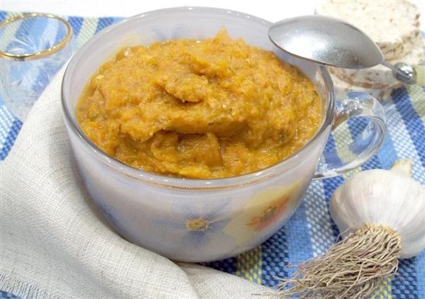 Кабачкова ікра: покроковий рецепт закуски на сніданок, обід і вечеря