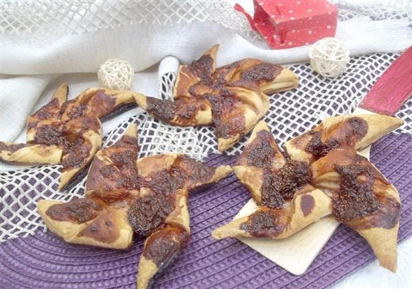 Слойки з варенням: покроковий рецепт з покупного листкового дріжджового тіста