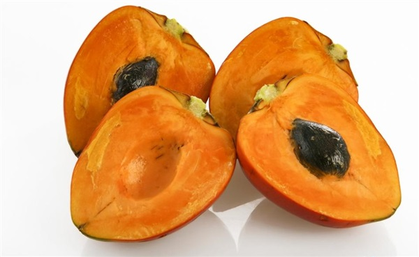 Плоди персикової пальми:
