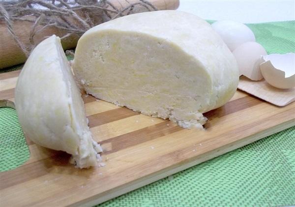 Пісочне тісто: рецепт на маргарині і яйцях