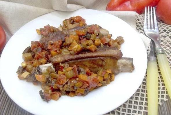 Писто манчего: секрети приготування овочевого рагу