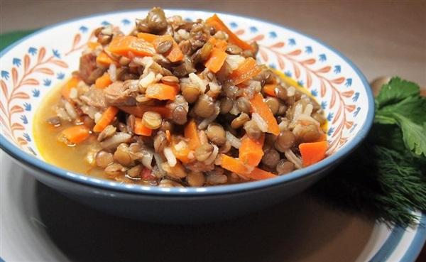 Сочевиця з мясом по-європейськи: рецепт з фото, як приготувати