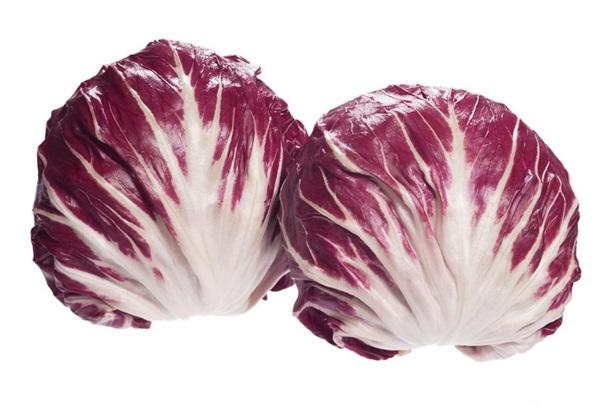 Салат радичио: рецепти з італійським цикорієм, користь, шкоду