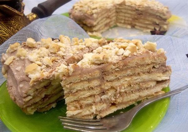 Торт без випічки печива Марія: секрети приготування і покроковий рецепт з фото