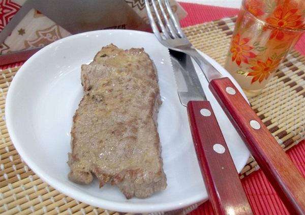 Відбивні зі свинини на пару: покроковий рецепт з фото і відео
